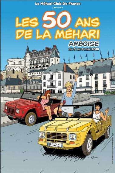 [SUJET OFFICIEL] Citroën E-Mehari - Page 13 50-ans